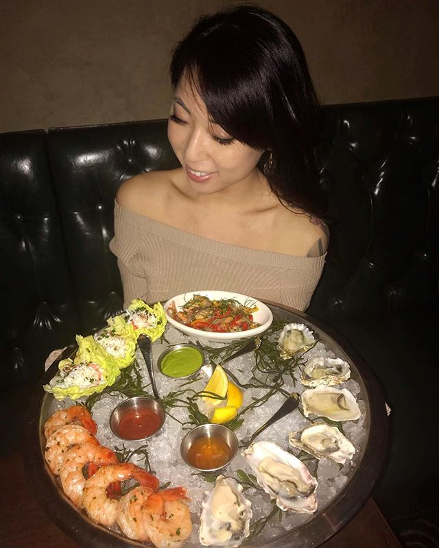 "Technically there's no ""we"" in ""seafood platter for two"" 🙃😋 first time at @margeauxchicago and everything was delicious!😸 #hungrygirl #seafoodplatter #chicagofood #sundayfunday #foodcellfie . . . . #chicago #eaterchicago #eeeeeats #forkyeah #hungry #oysters #seafood #likefoodchicago #chicagofoodauthority #foodbeast #chicagofoodmag #mychicagopix #koreangirl #letseat #foodporn #insiderfood #f52grams #eatdrinkdochi #choosechicago #epicurious #yelpchicago #hungry #eatfamous #feastmode #chicagofoodie"