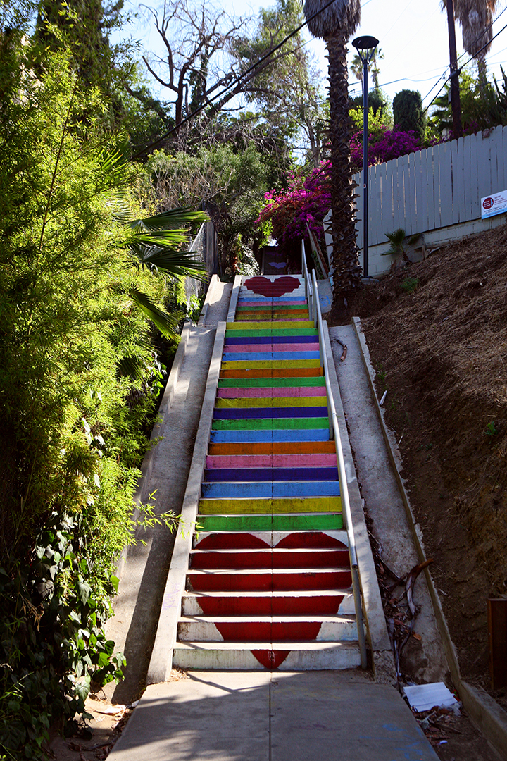 Micheltorena Stairs Silver Lake