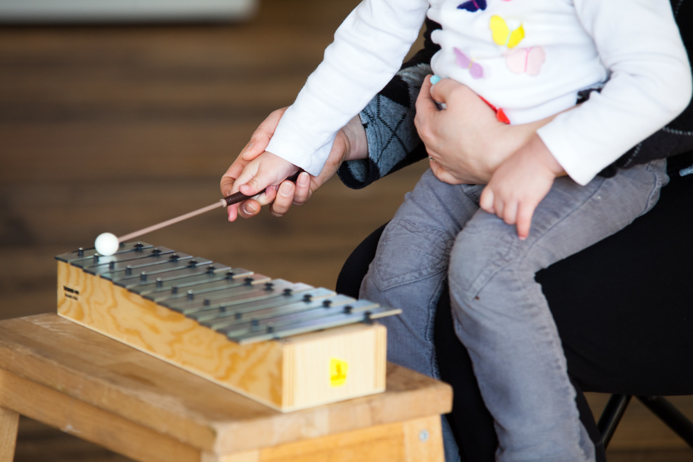 Develop their innate sense of music   Music classes for babies toddlers and 'big kids' in Toronto's east end    Learn More