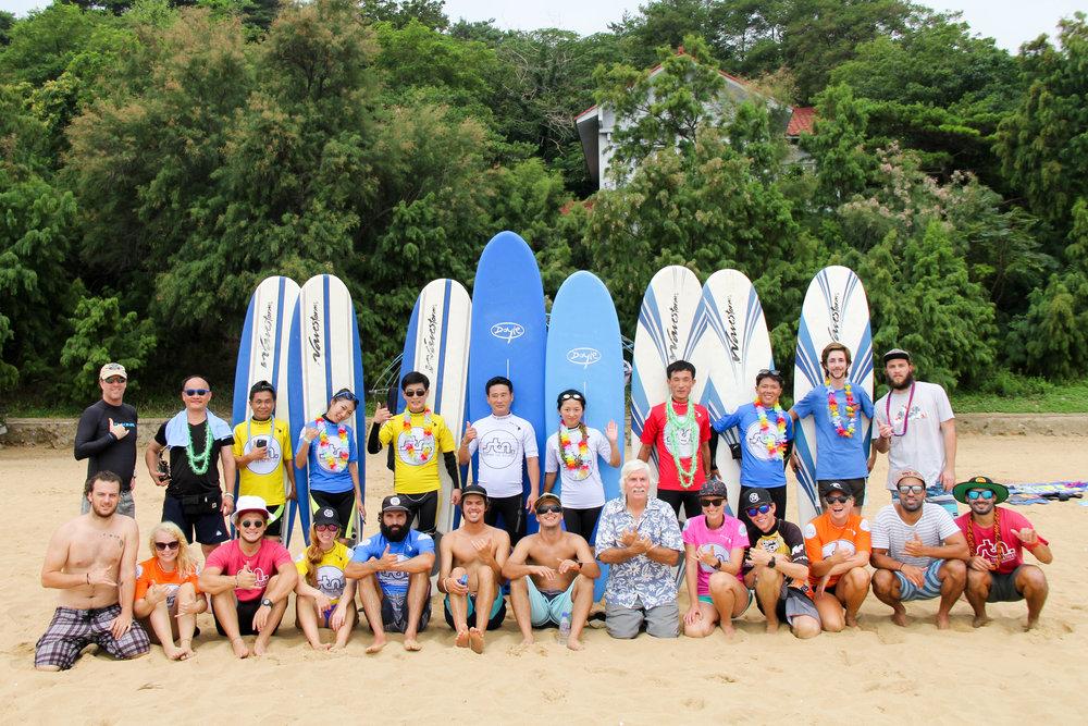 2017 DPRK Surf Camp!
