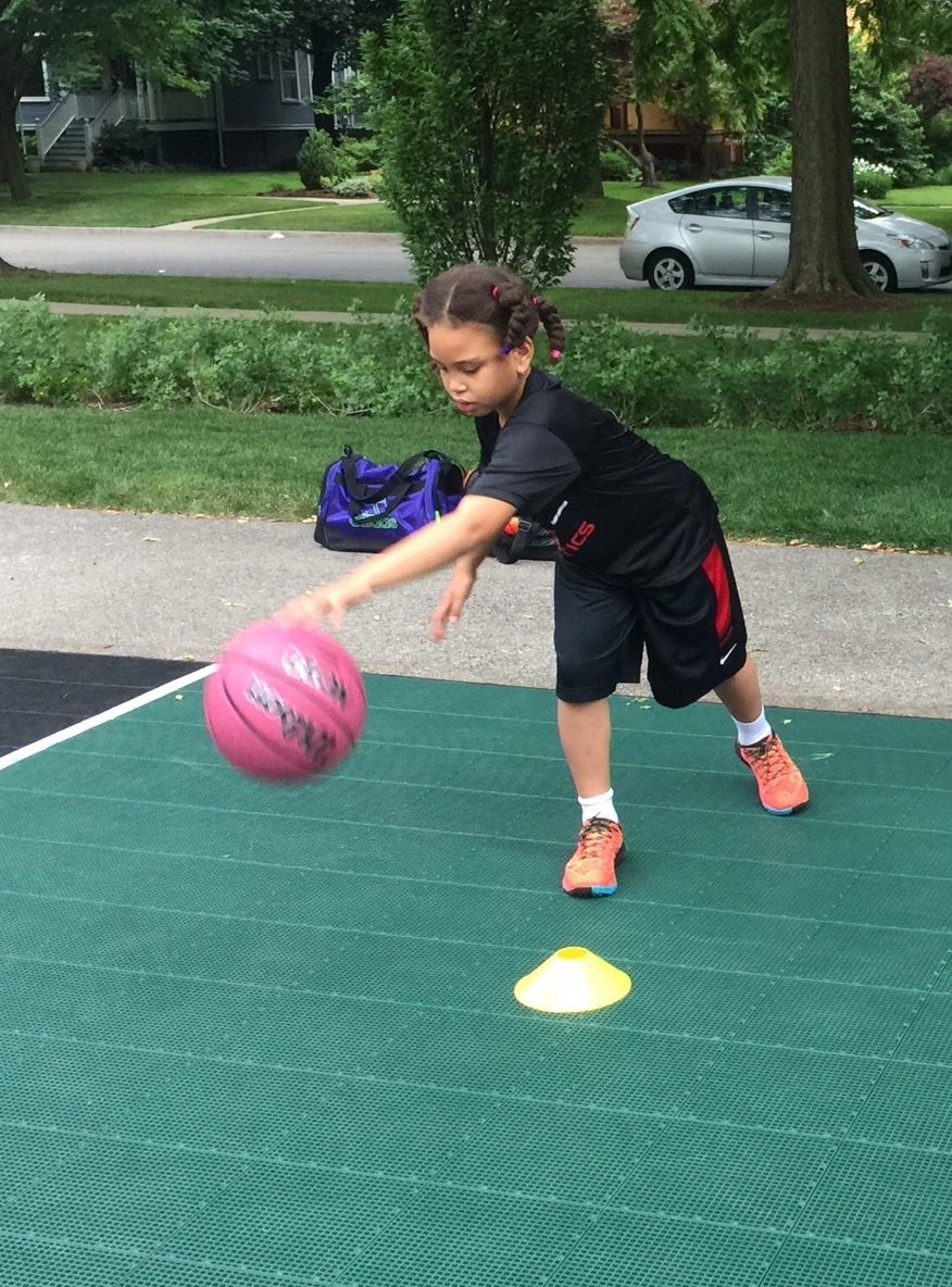 Youth Basketball Training