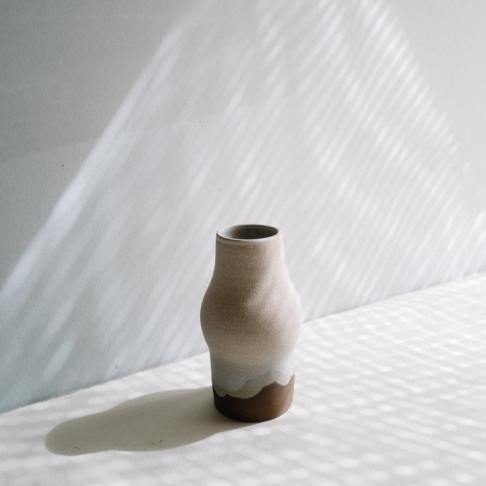 custom bubble vase