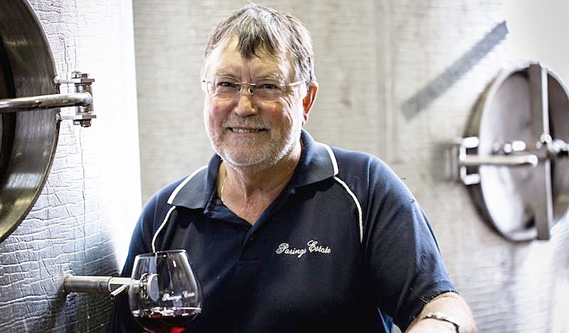 Lindsay McCall founded Paringa Estate and began his incredible wine journey in 1984 with the purchase of a derelict orchard in Paringa Road, Mornington Peninsula VIC.