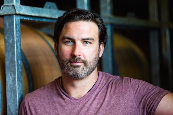 Winemaker Daniel Brennan