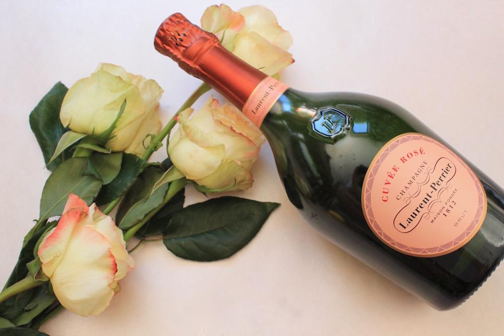 Champagne Laurent-Perrier Cuvée Rosé.