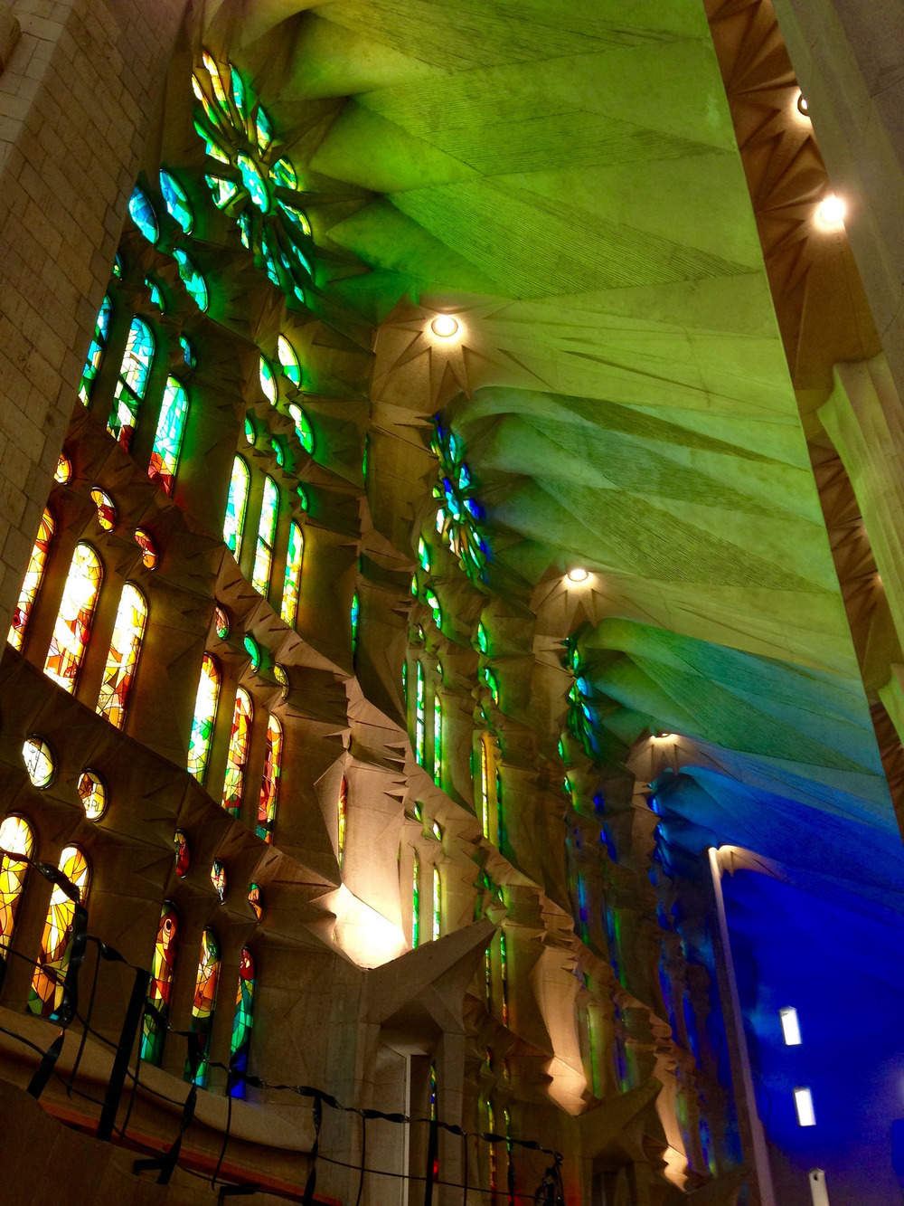 Sagrada Familia Color References