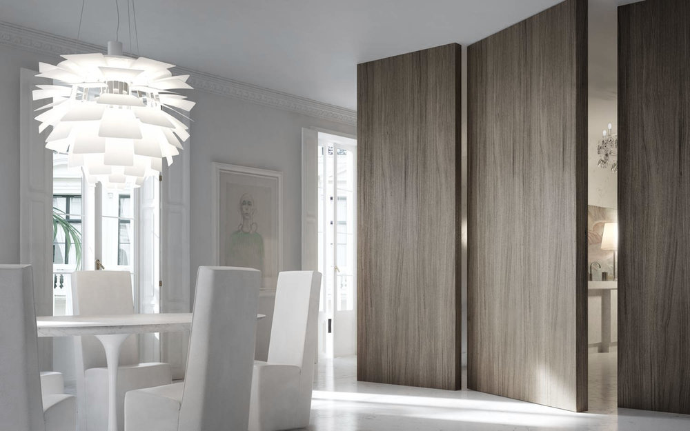 legio_invisibile_5_BREZZA_Filo 10 Vertical Pivot door_veneered Canaletto walnut finish.jpg