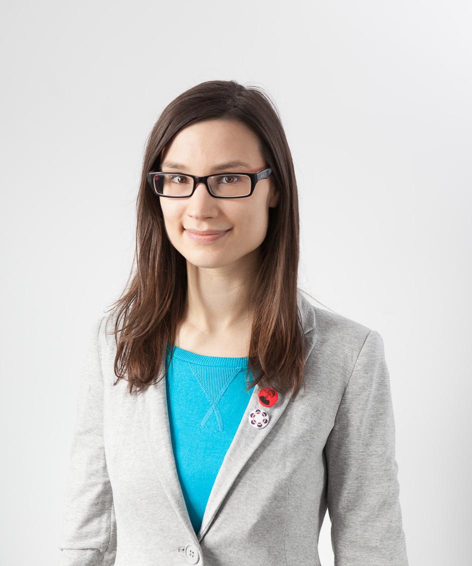 Anna Anzulewicz, szefowa ds. badań w Harimata.co