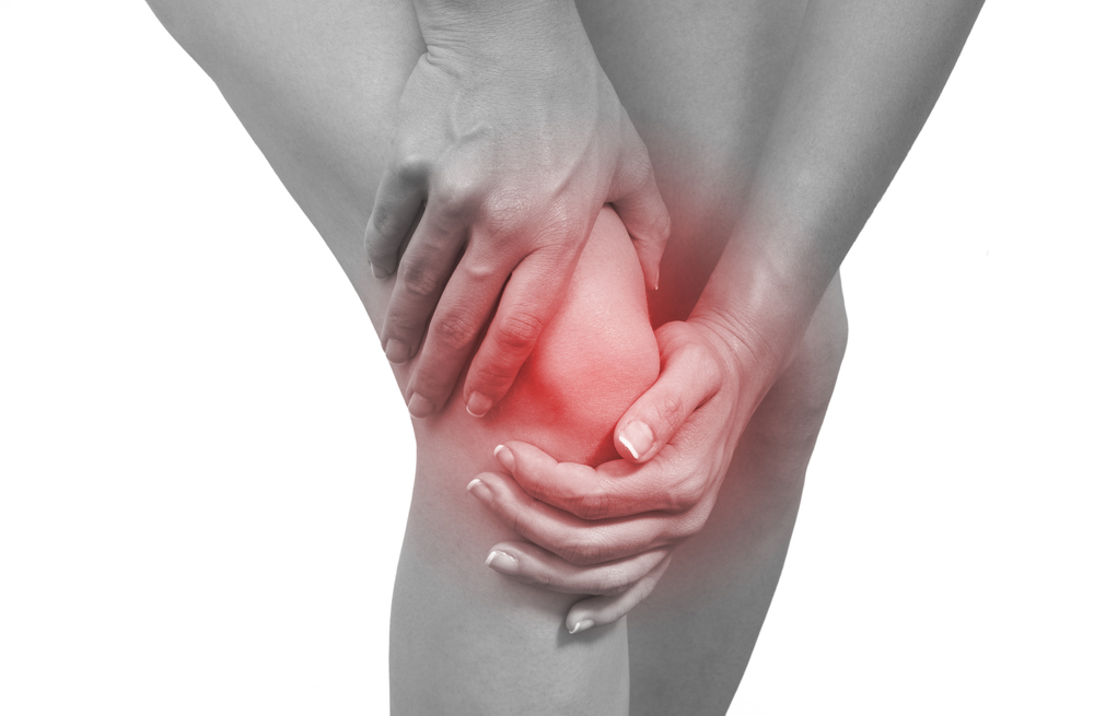 knee foot pain