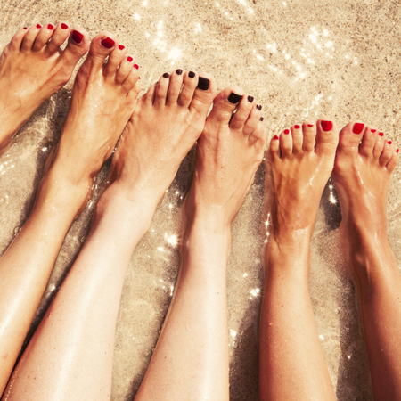 Women feet pics