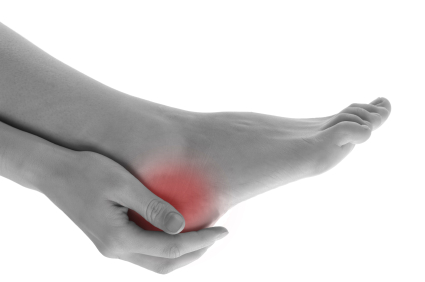 heel pain to see podiatrist