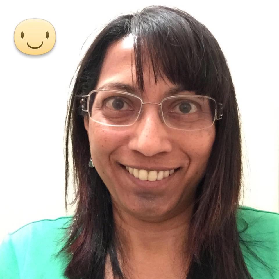 Ramona Ramamoorthy