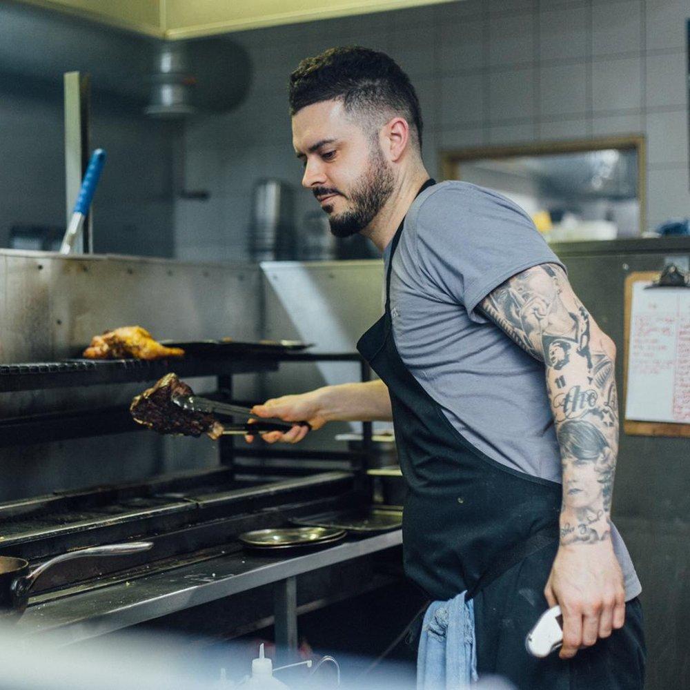 Igor Pereira   Sous Chef