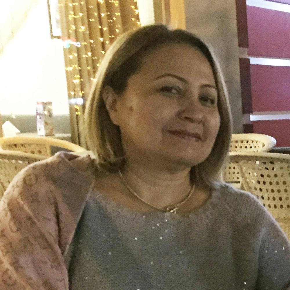 Zamira Mohammadi   Brand Ambassador