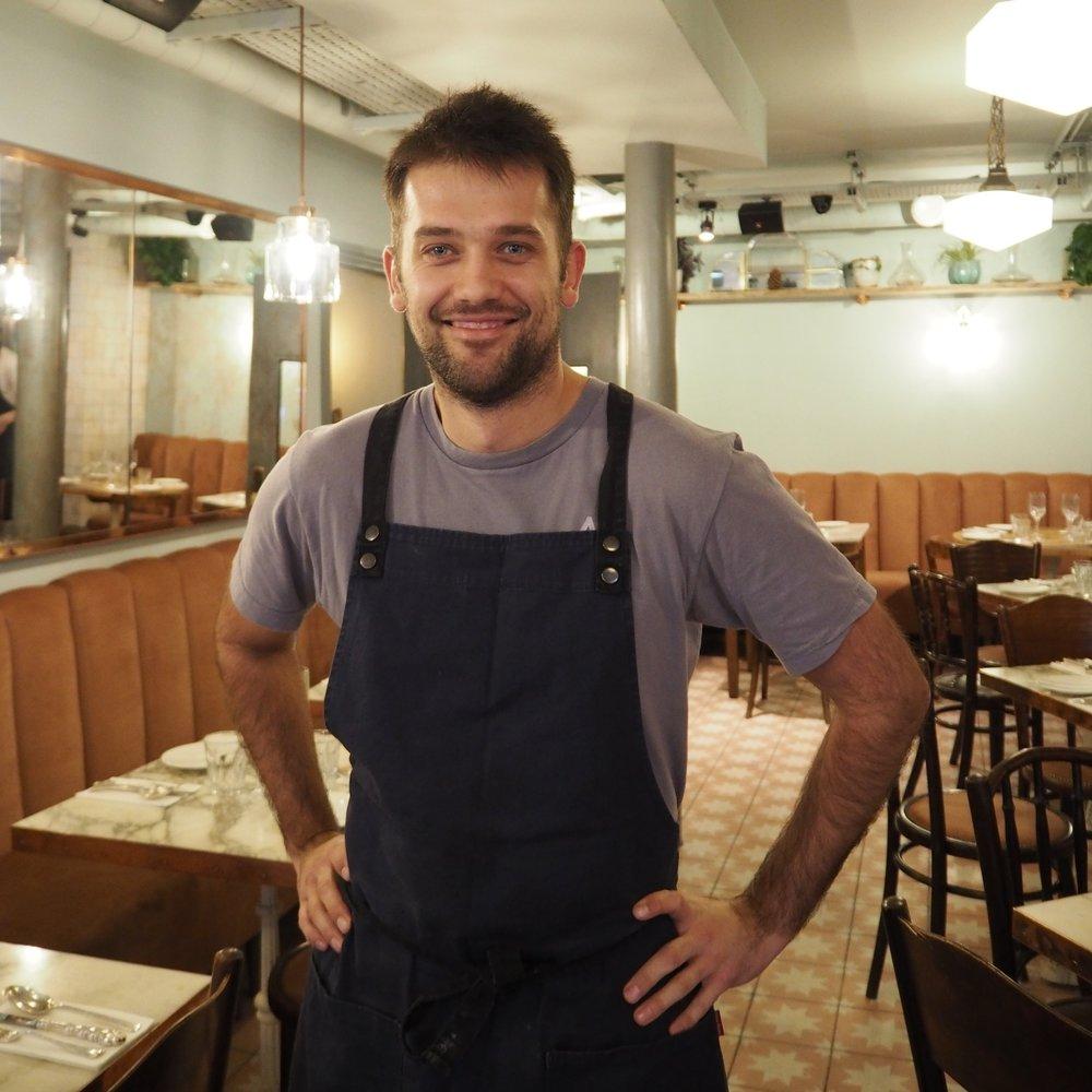 Michael Pavourdjyiev   Sous Chef