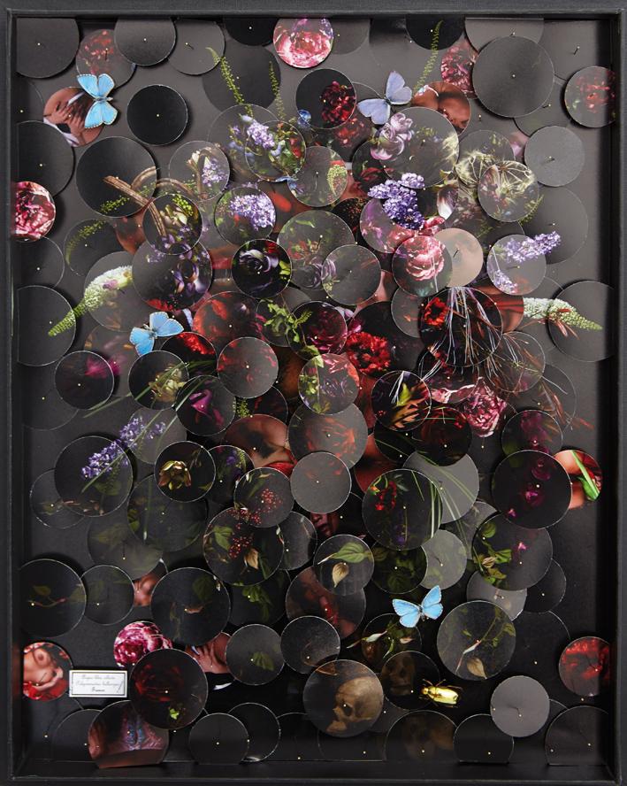 Bon'nô(Lust I)  2014  40 x 50 cm