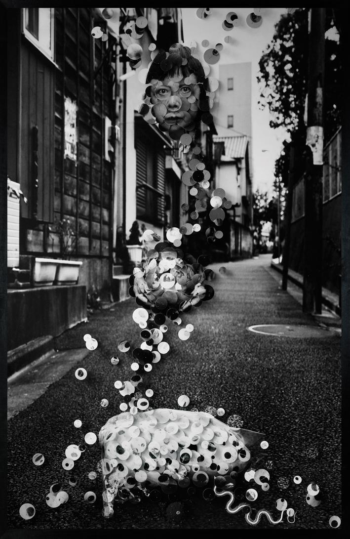 Yayoi (Eternity)  2015  113 x 173 x 10,5 cm