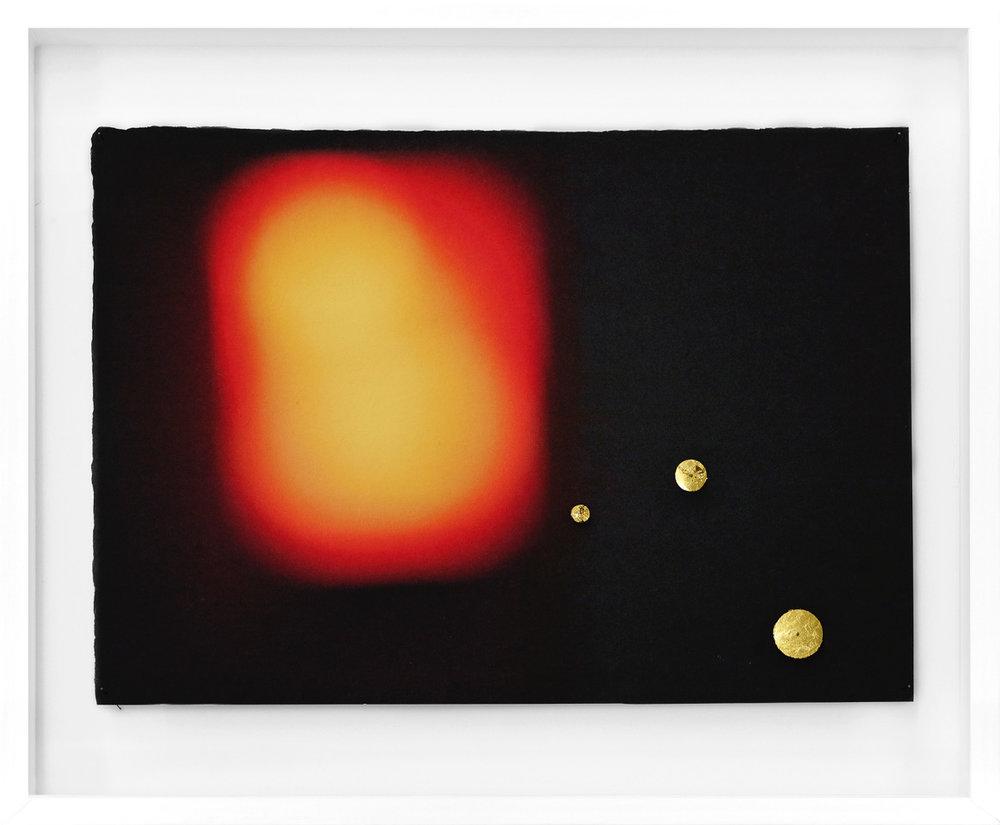 Espace et Âme (Orange)