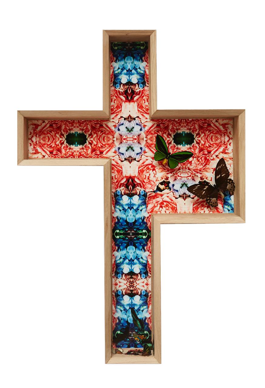 Gensô (Croix de fleurs)