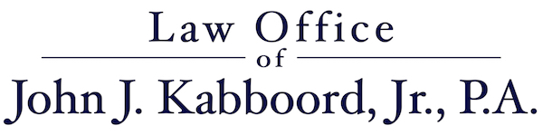 Law Offices of John J. Kabboord, Jr.