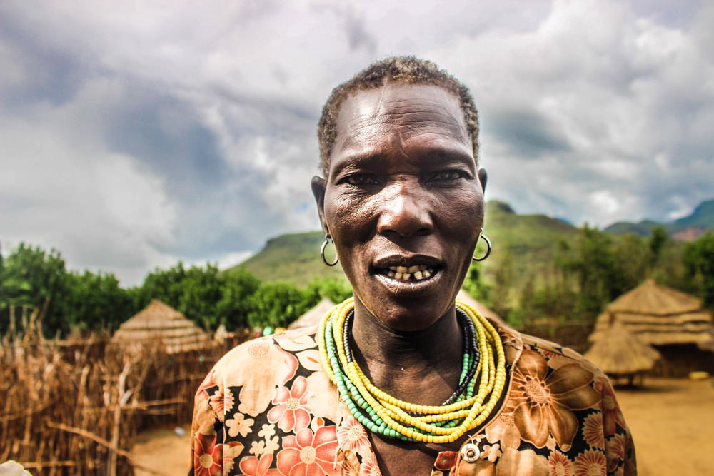 'The mothers of Karamoja: East Africa's lost tribe' // Uganda 2016
