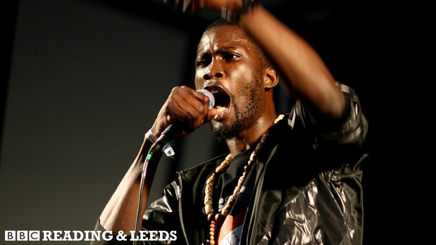 Boney Black - Leeds & Reading '09
