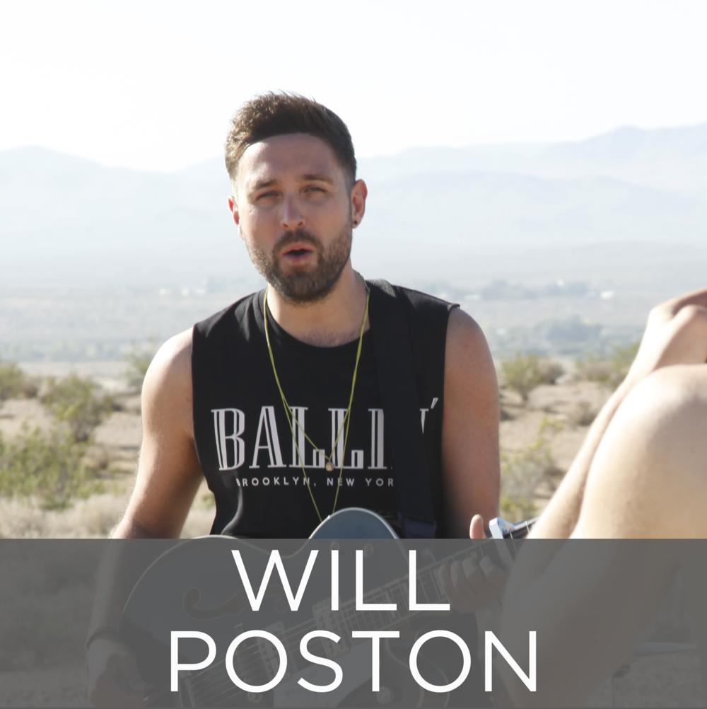 Will Poston