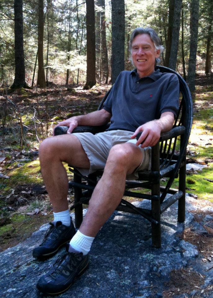 Chris Robinson - Jasper's new visual arts editor