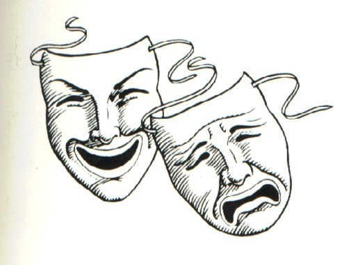 The-Comedy-and-Tragedy-Masks
