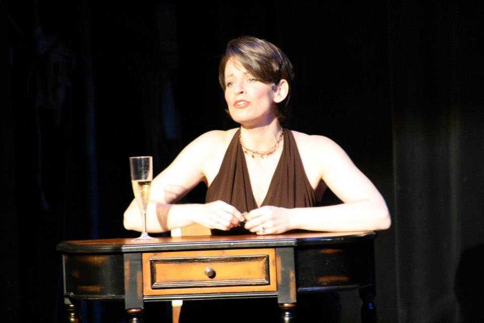 Vicky Saye Henderson; photo courtesy of Jeni McCaughan and Workshop Theatre