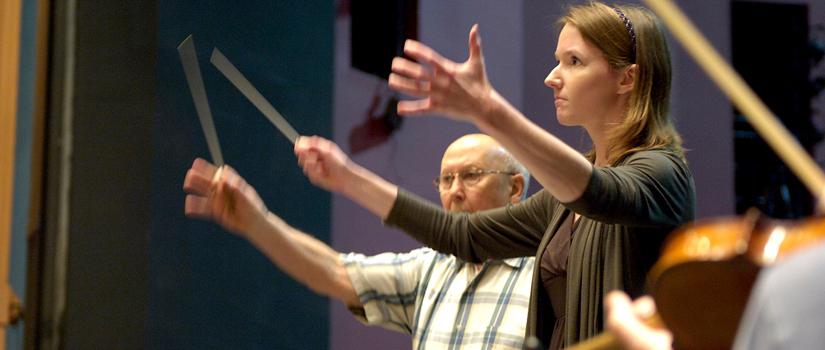 Conductors Institute 2011