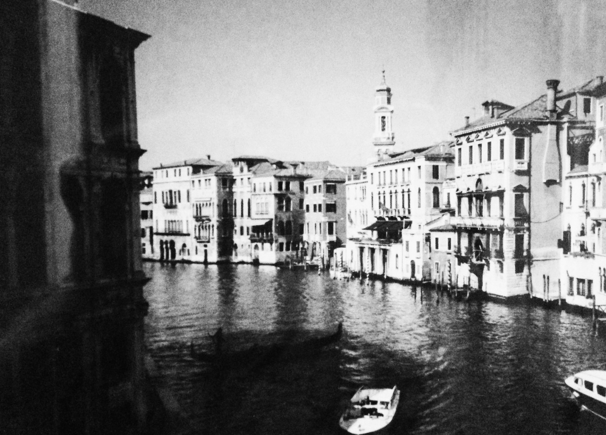 """Grand Canal of Venice"" - photography by Jenna Sach"
