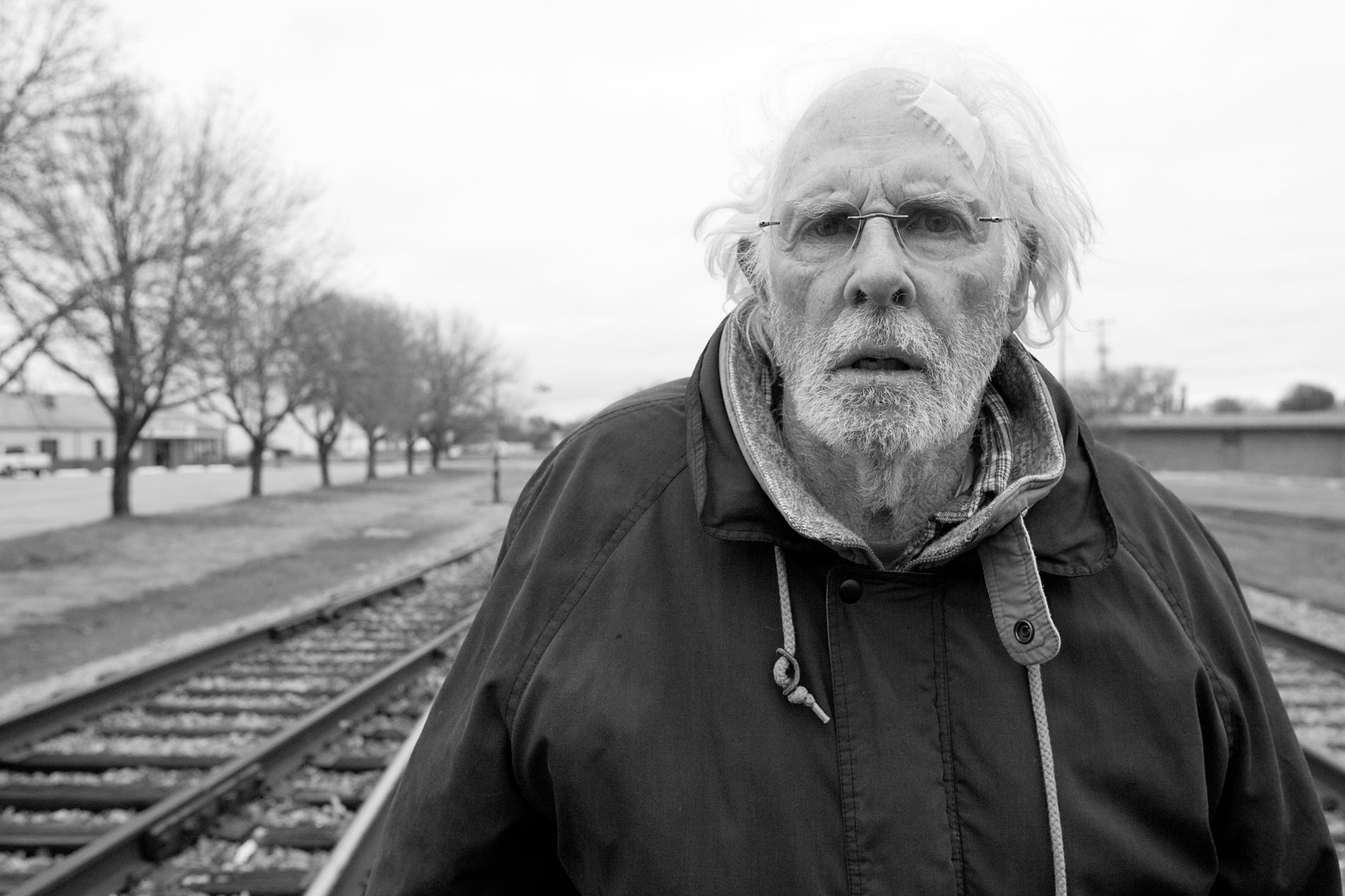 "Bruce Dern stars as Woody Grant in Alexander Payne's ""Nebraska"""
