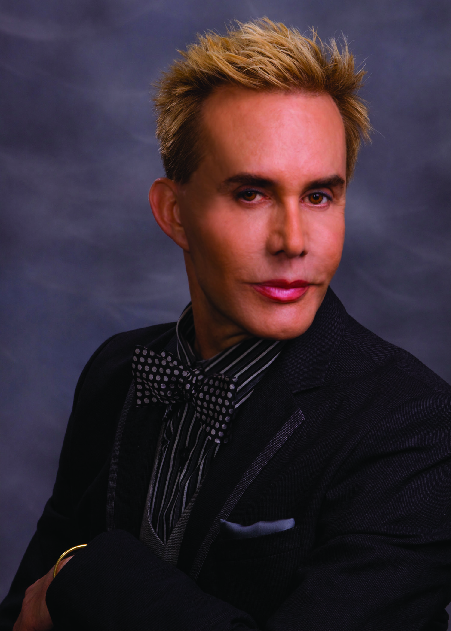 William Starrett -- artistic director Columbia City Ballet