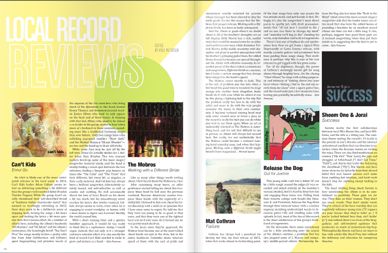 Record Review Section p1