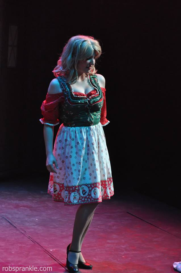 Courtney Selwyn as Inga - photo by Rob Sprankle