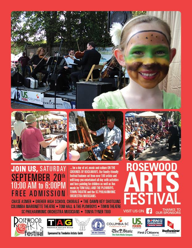 rosewood arts fest 2014