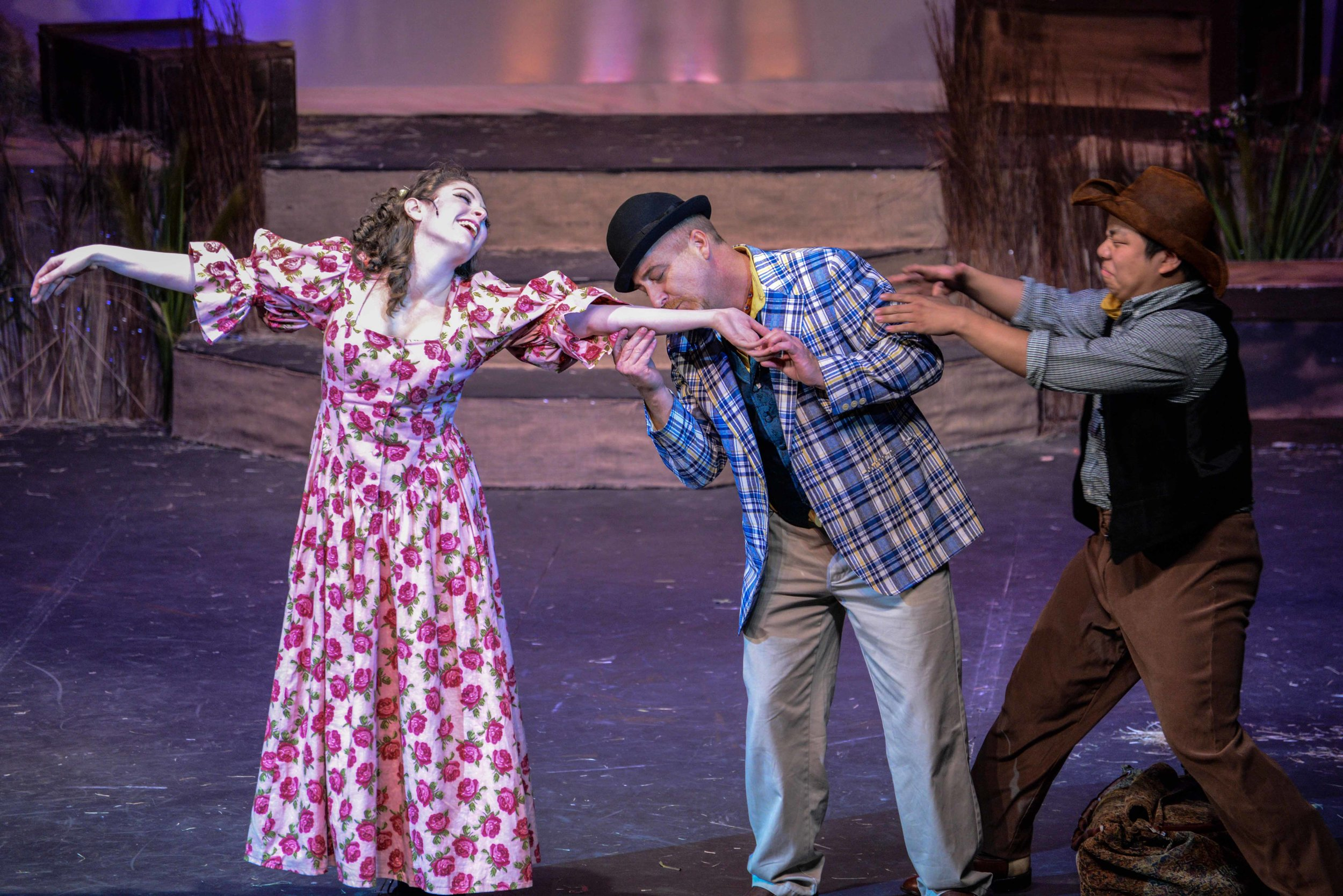 The Rumors About Bloomers Sirena Dib Talks About Playing Ado Annie In Oklahoma At Town Theatre The Jasper Project