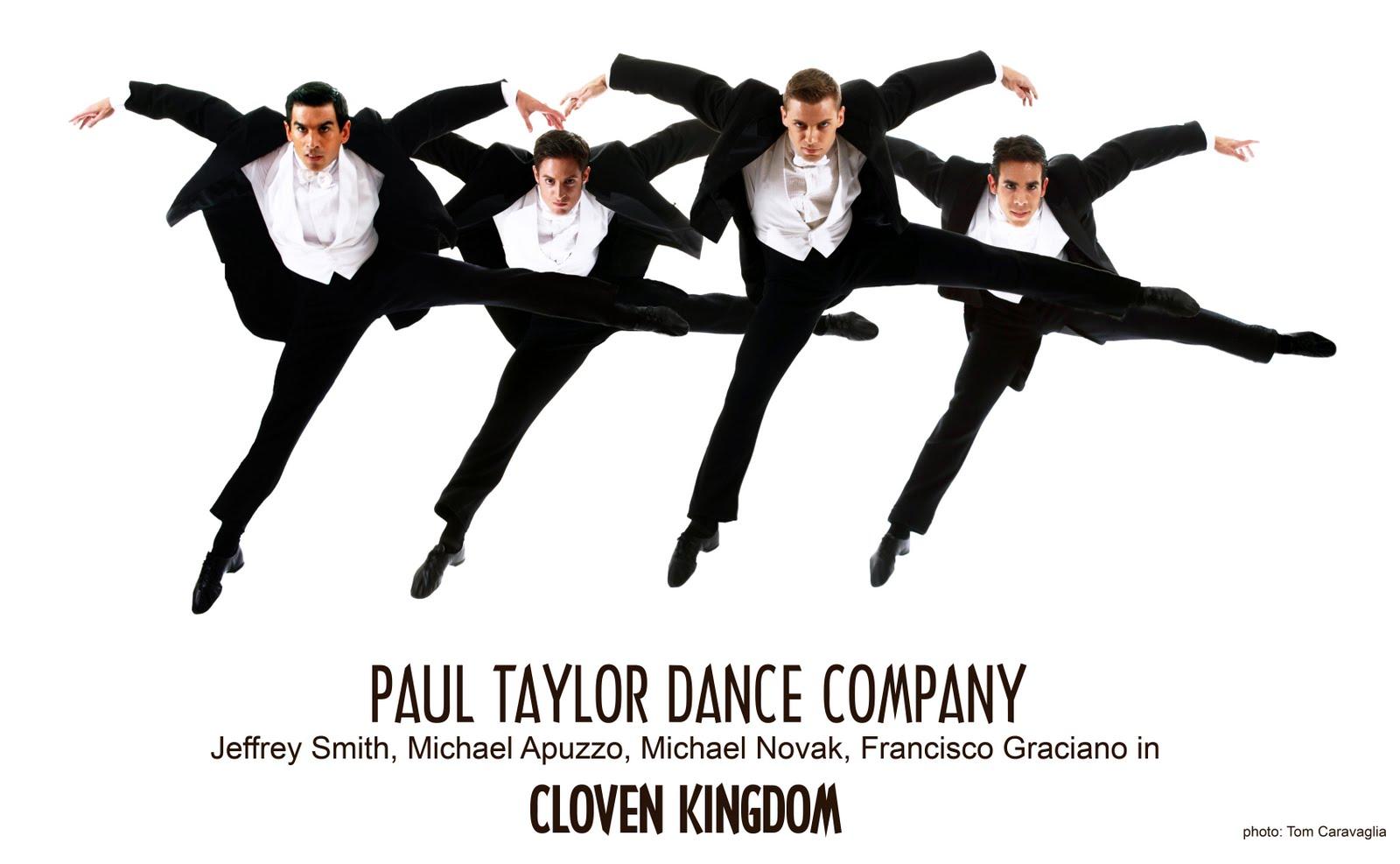 paul taylor dance co