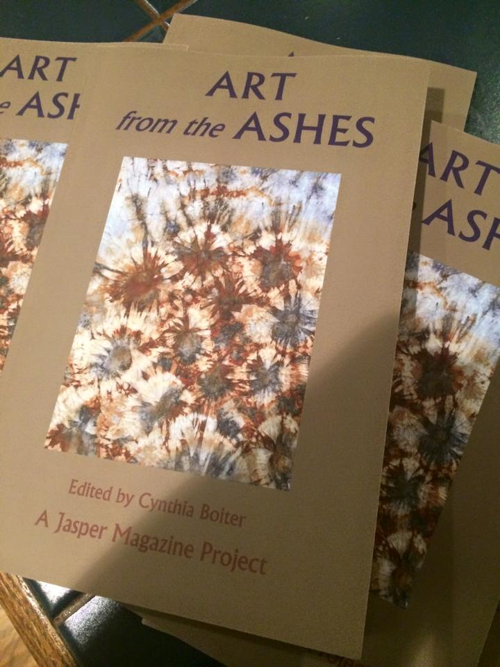 Art from the Ashes cover
