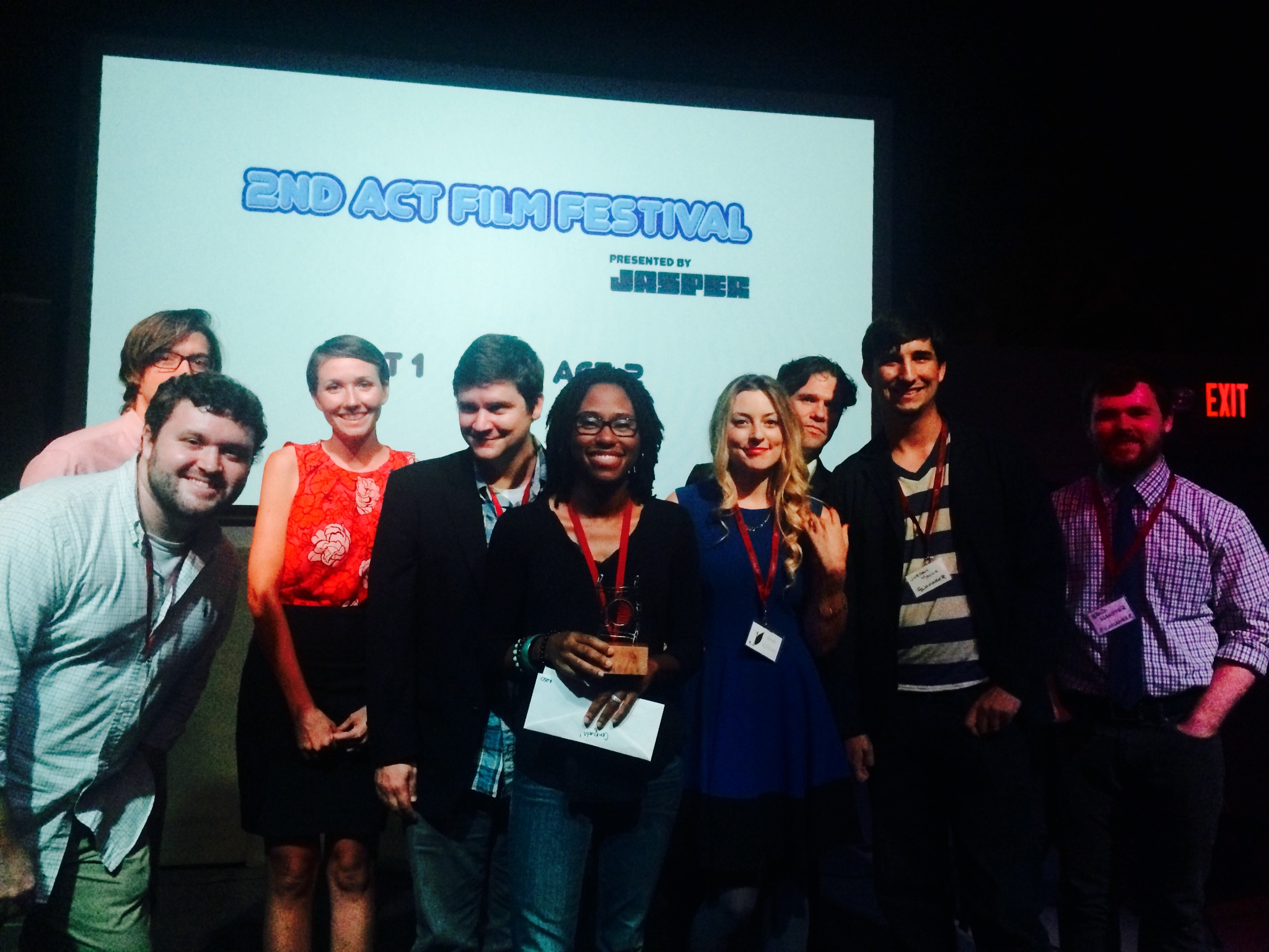2015 2nd Act Filmmakers