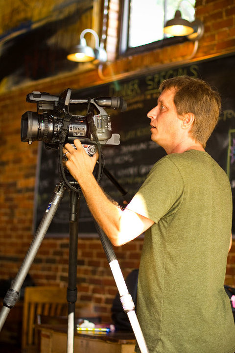 "Filmmaker Wade Sellers is the Film Editor for Jasper Magazine. Known for his SCETV series ""South Carolinians in World War II,"" he is a three time Emmy nominee and has received Addy's, Telly's and numerous other awards for his work."