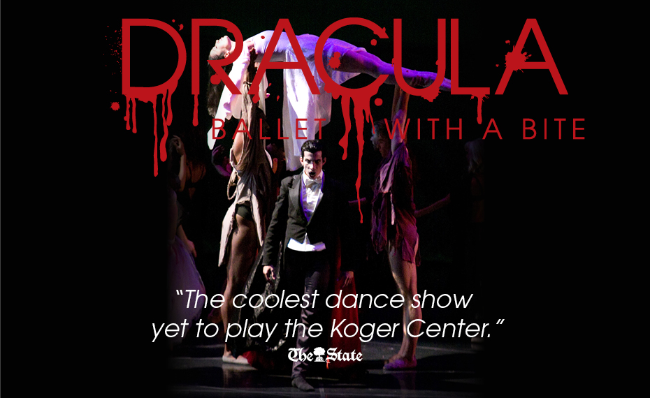 Dial up the babysitter and put on the Halloween costume, because this  weekend is the 20th anniversary of the Columbia City Ballet's production of  Dracula ...