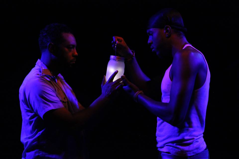 From the Trustus production of The Brothers Size. Photo credit: Richard Kiraly