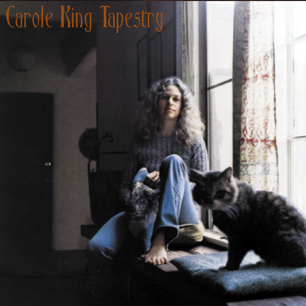 Carole King Tapestry HIGH RESOLUTION COVER ART