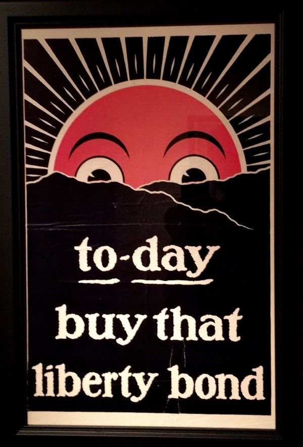 Photo: To-Day Buy That Liberty Bond, Anonymous, 1918, Chromolithograph
