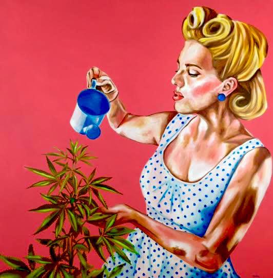 Mommy's Favorite Hobby by Nicole Kallenberg Heere