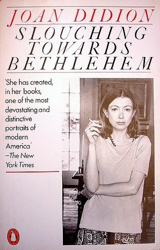 didion new york essay Goodbye to all that is a collection of essays about loving and leaving the magical city of new york inspired by joan didion's well-loved essay by the same name, this anthology features the experiences of 28 women for whom the magic of the city has worn off-whether because of loneliness after.