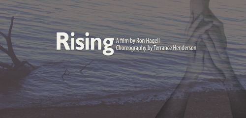 As part of the Marked by the Water project, Ron Hagell produced a short film with choreography by Terrance Henderson. Click for more details.