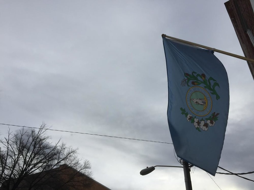 City of Columbia flag since 1912 -